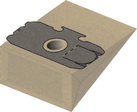 KOMA sáčky AEG Vampyr č.12, 15 papírové 5 ks + 1 mikrofiltr