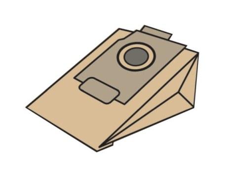 KOMA sáčky HOOVER Alpina SC 364, 366 papírové, 5ks
